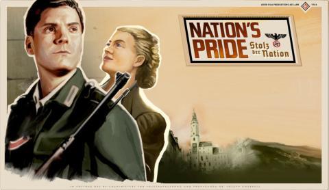 El corto Nation's Pride de Malditos Bastardos