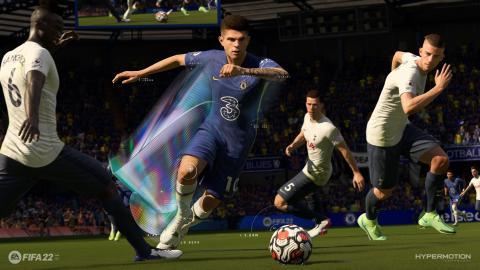 FIFA 22 HyperMotion