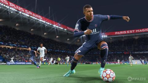 Avance de FIFA 22