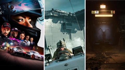 Resumen EA Play Dead Space Battlefield 2042, GRID Legends