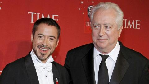 Robert Downey Sr y Robert Downey Jr