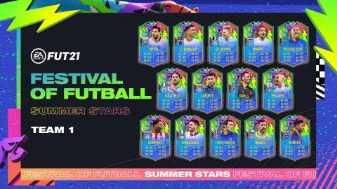 Summer Stars FIFA 21