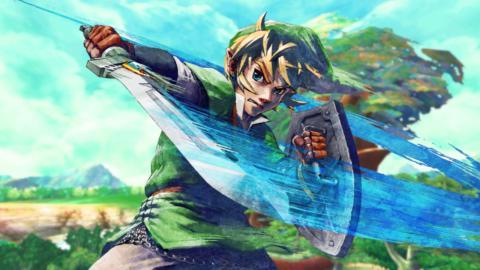 Zelda Skyward Sword Art HD
