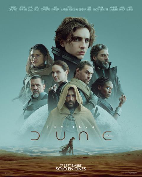 Últimas películas que has visto (las votaciones de la liga en el primer post) - Página 2 Dune-2433609
