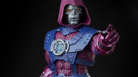Galactus - Doctor Muerte de Hasbro