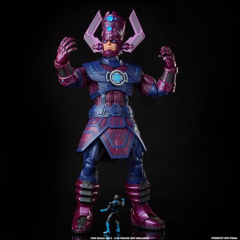 Galactus gigante de Hasbro