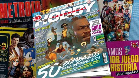 Hobby Consolas 362 (septiembre de 2021)