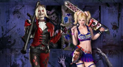 Lollipop Chainsaw Harley Quinn