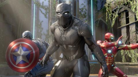 Marvel´s Avengers War for Wakanda