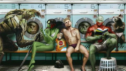 Marvel's Guardians of the Galaxy Guardianes de la Galaxia
