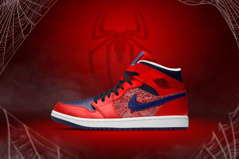 nike adidas zapatillas deportivas Ant-Man Spider-man Loki  Viuda Negra