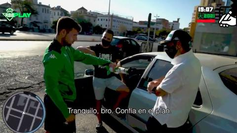 Parodia Betis GTA: San Andreas
