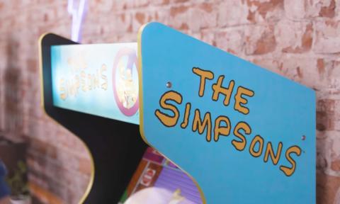 Los Simpson recreativa