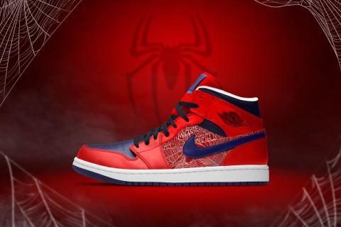 zapatillas nike spider-man
