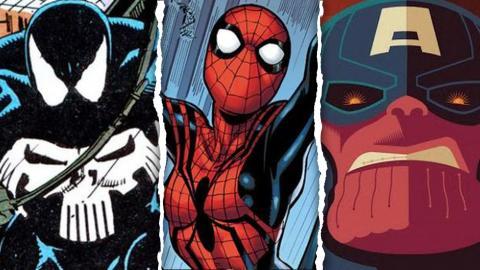 10 versiones diferentes de los héroes Marvel en los cómics What If...?