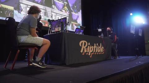 Alex 'CakeAssault' Strobel - Pro eSports celebración Rivals of Aether