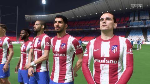 Análisis de FIFA 22 en la nueva generación