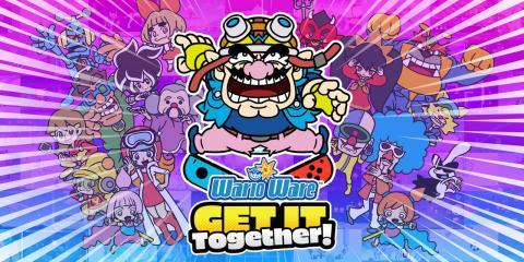 Opinión Wario Ware Get Together Nintendo Switch