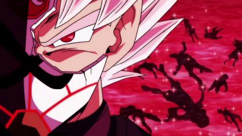 Dragon Ball - Alucina con la nueva transformación oficial de Goku Black, más allá del Super Saiyan 3 Rosé