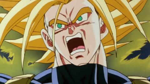 Dragon Ball Z - La figura más brutal de Trunks del futuro se lanzará en España con Banpresto