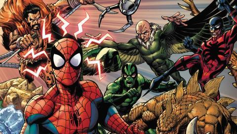Enemigos de Spider-Man en los cómics Marvel