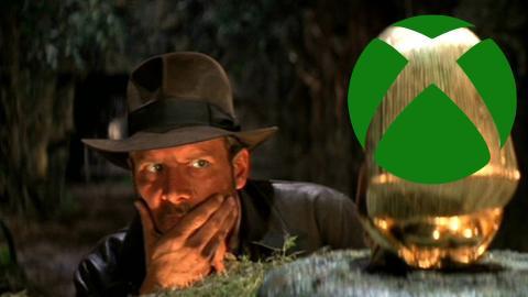 Indiana Jones Xbox
