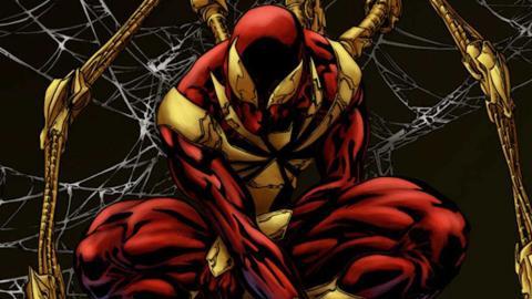 Iron Spider - Cómics de Civil War