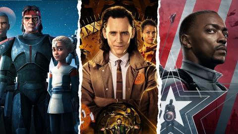Mejores series Disney Plus 2021