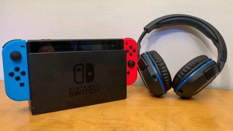 Nintendo Switch - Headset