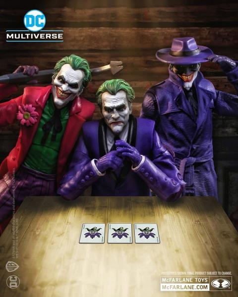 Nuevas figuras Batman McFarlane Toys