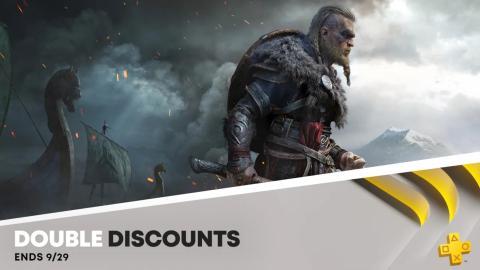 PS Store - Descuentos dobles PS4/PS5