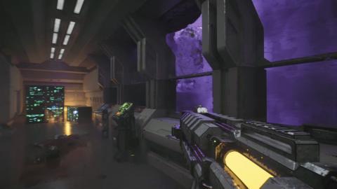 Quantum Error (Unreal Engine 5)