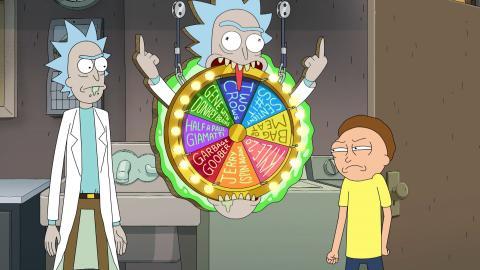 Rick y Morty 5x09