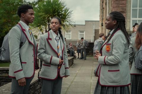 Crítica de Sex Education temporada 3, de estreno el 17 de septiembre en  Netflix - HobbyConsolas Entretenimiento