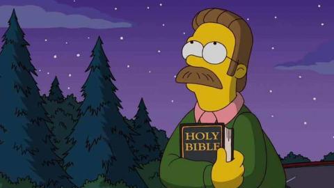 Los Simpson - Ned Flanders