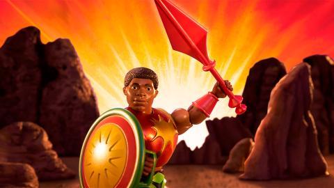 Sun-Man de Masters del Universo