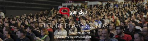 Gamelab Mobile BCN Cabecera
