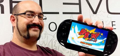 Jon Cortazar, de relevo videogames