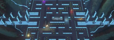 Pacman Arcade Land