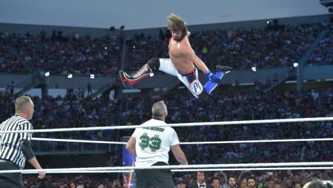 WrestleMania 33 - Resumen del PPV de WWE: Undertaker, Hardy Boyz y mucho  más - HobbyConsolas Entretenimiento