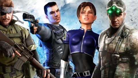 Los mejores agentes secretos de los videojuegos