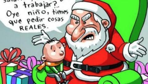 Felicitaciones De Navidad Y Nochebuena Graciosas Para Enviar