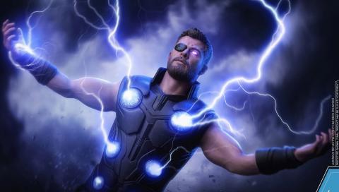 Vengadores: Infinity War estrena una serie de pósters ilustrados - HobbyConsolas Entretenimiento