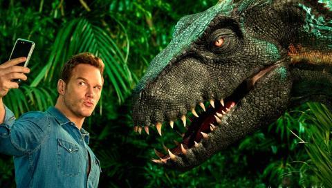 Indoraptor de Jurassic World: el reino caído