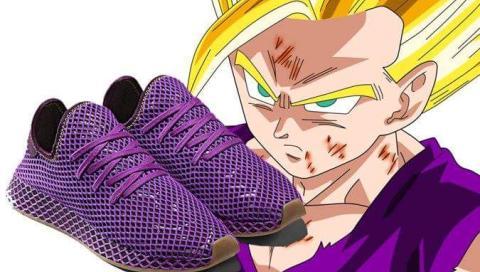 Orden alfabetico Sangrar Previamente  Dragon Ball Z - Las zapatillas Adidas de Gohan y Cell ya tienen fecha de  lanzamiento - HobbyConsolas Entretenimiento