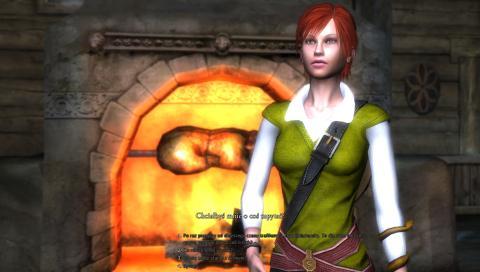 Un mod nos permite jugar al primer The Witcher con texturas