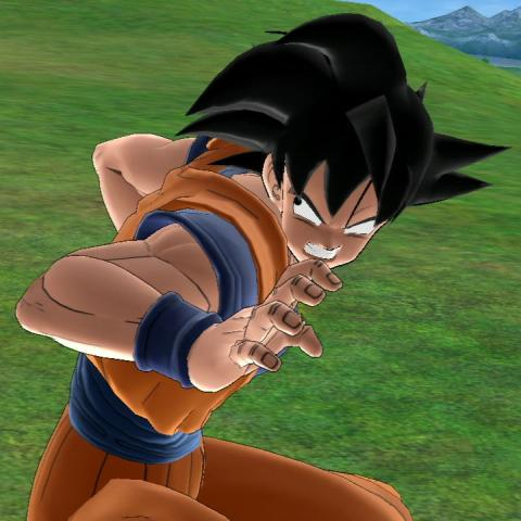 Vuelve Dragon Ball Raging Blast
