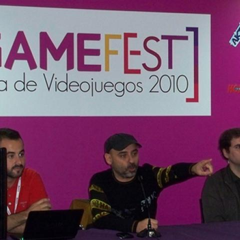 Conferencia sobre Lords of Shadow