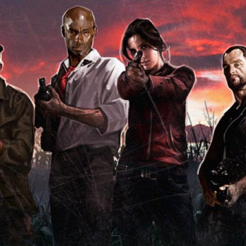 Left 4 Dead Blood Harvest ya está listo