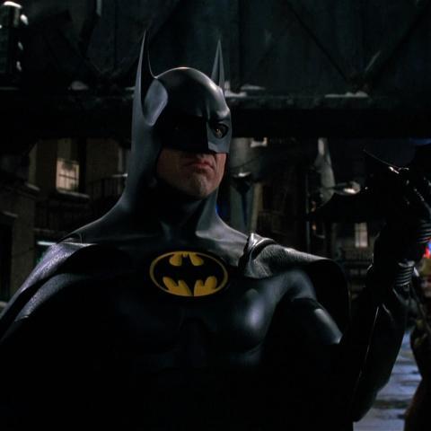 Michael Keaton quería hacer Batman: Año Uno